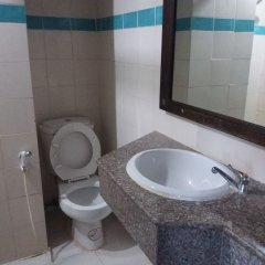 Отель Casanova Inn ванная