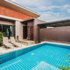 Отель Two Bedroom Pool Villa in Bangtao бассейн фото 3
