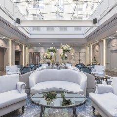 Отель Boscolo Lyon Франция, Лион - отзывы, цены и фото номеров - забронировать отель Boscolo Lyon онлайн интерьер отеля