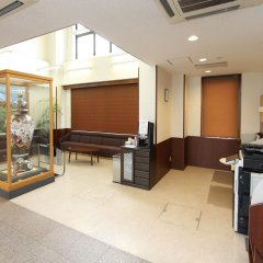Hotel Inn Tsuruoka Цуруока интерьер отеля фото 2