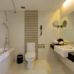 Отель Himalaya Непал, Лалитпур - отзывы, цены и фото номеров - забронировать отель Himalaya онлайн ванная