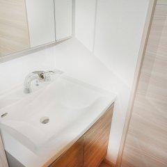 Residence Hotel Hakata 10 Хаката ванная фото 2