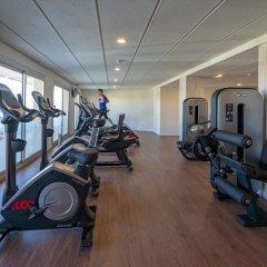 Отель Golden Donaire Beach фитнесс-зал фото 2