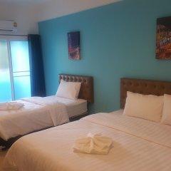 Отель 2BEDTEL Бангкок комната для гостей фото 3