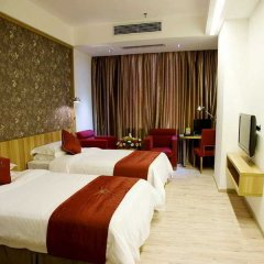 Отель Lavande Hotels·Dayun Center Hengang Metro Station Shenzhen Шэньчжэнь комната для гостей фото 2