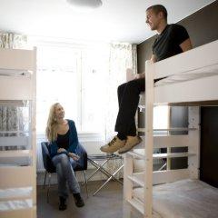 Отель Slottsskogens Vandrarhem & Hotell с домашними животными