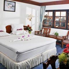 Отель Best Western Phuket Ocean Resort 4* Улучшенный номер разные типы кроватей