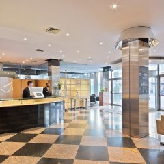 Abba Sants Hotel интерьер отеля