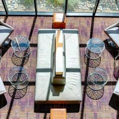 Отель Crowne Plaza San Jose-Silicon Valley фитнесс-зал