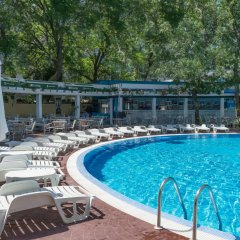 Отель Sunny Bay Aparthotel Солнечный берег бассейн