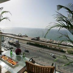 Отель Ramada Beach Аджман пляж