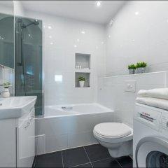 Апартаменты P&O Apartments Bialobrzeska ванная