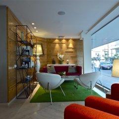 Отель Metropolitan Suites Тель-Авив интерьер отеля