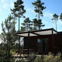 Отель Cocoon Eco Design Lodges балкон