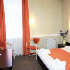 Гостиница Ирис комната для гостей фото 2