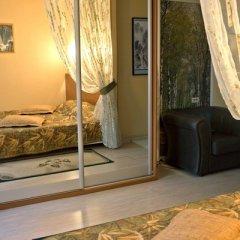 Сакура Отель 4* Стандартный номер с двуспальной кроватью фото 13