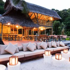 Отель COMO Point Yamu, Phuket бассейн