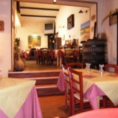 Отель La Villa Del Patrizio Казаль Палоччо гостиничный бар