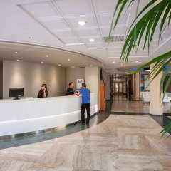 Отель Estudios RH Vinaros интерьер отеля
