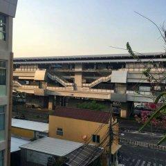 Отель Din Space Bangkok балкон