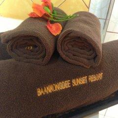 Отель Baan Kongdee Sunset Resort ванная