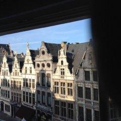 Отель t Stadhuys Grote Markt Бельгия, Антверпен - отзывы, цены и фото номеров - забронировать отель t Stadhuys Grote Markt онлайн комната для гостей фото 4