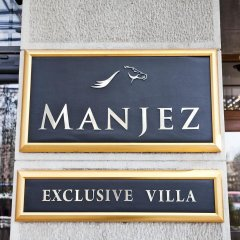Отель Manjez Exclusive Villa парковка