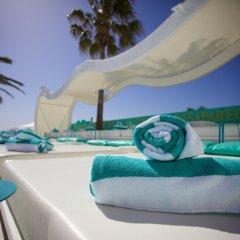 Отель Santos Ibiza Suites сауна