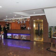 Yilmazel Hotel Турция, Газиантеп - отзывы, цены и фото номеров - забронировать отель Yilmazel Hotel онлайн интерьер отеля фото 2