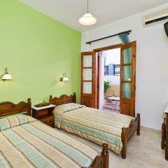 Отель Pension Petros Греция, Остров Санторини - отзывы, цены и фото номеров - забронировать отель Pension Petros онлайн комната для гостей фото 2