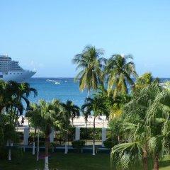 Отель Beach One Bedroom Suite C15 пляж фото 2