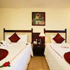 Отель Hue Serene Shining Hotel & Spa Вьетнам, Хюэ - отзывы, цены и фото номеров - забронировать отель Hue Serene Shining Hotel & Spa онлайн комната для гостей фото 5