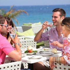 Отель Villa Di Mare Seaside Suites питание фото 3