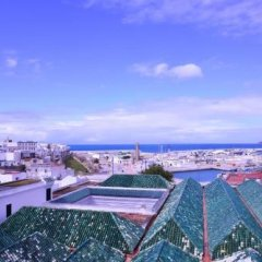 Отель Hôtel Mamora Марокко, Танжер - 1 отзыв об отеле, цены и фото номеров - забронировать отель Hôtel Mamora онлайн бассейн фото 3