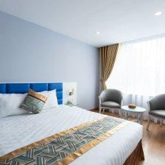 Lucky Hotel 69 Ханой комната для гостей фото 4