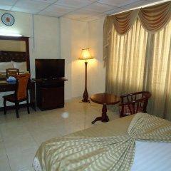 Отель Pearl City Hotel Шри-Ланка, Коломбо - отзывы, цены и фото номеров - забронировать отель Pearl City Hotel онлайн удобства в номере фото 2