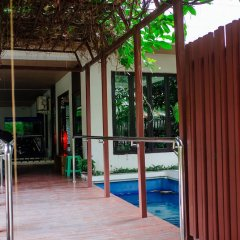 Апартаменты Laidback Place Apartment Бангкок спа