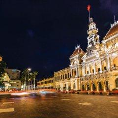 Отель InterContinental Saigon Вьетнам, Хошимин - отзывы, цены и фото номеров - забронировать отель InterContinental Saigon онлайн вид на фасад