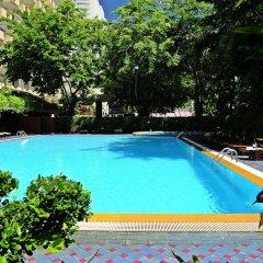 Golden Beach Hotel Pattaya бассейн фото 2