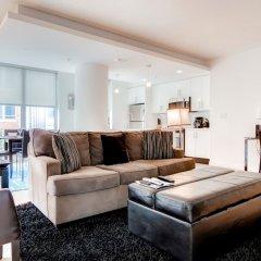 Отель Global Luxury Suites at Chinatown США, Вашингтон - отзывы, цены и фото номеров - забронировать отель Global Luxury Suites at Chinatown онлайн комната для гостей фото 3