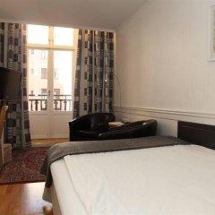 Отель Poseidon Швеция, Гётеборг - отзывы, цены и фото номеров - забронировать отель Poseidon онлайн комната для гостей фото 5