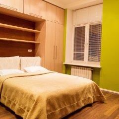Апартаменты Uavoyage Business Apartments Киев комната для гостей фото 4