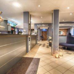 Отель Enjoy Hotel Berlin City Messe Германия, Берлин - - забронировать отель Enjoy Hotel Berlin City Messe, цены и фото номеров интерьер отеля