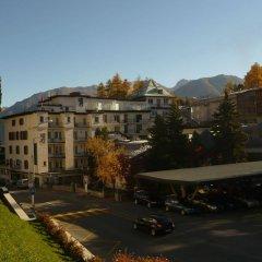 Отель Bären Швейцария, Санкт-Мориц - отзывы, цены и фото номеров - забронировать отель Bären онлайн парковка