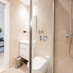 Отель Salamanca City Center Мадрид ванная фото 2