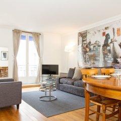 Апартаменты Odeon - Saint Germain Private Apartment комната для гостей фото 4