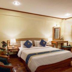 Отель Patumwan House Таиланд, Бангкок - отзывы, цены и фото номеров - забронировать отель Patumwan House онлайн комната для гостей фото 3