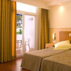 Отель Hipotels Eurotel Punta Rotja & Spa комната для гостей фото 6