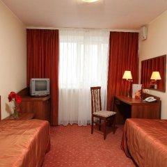 АЗИМУТ Отель Нижний Новгород 4* Стандартный номер с 2 отдельными кроватями фото 6