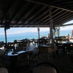 Отель Ninos On The Beach Корфу питание фото 2